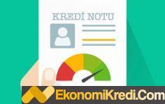Findeks Kredi Notunu T.C Kimlik Numarası İle Öğrenme